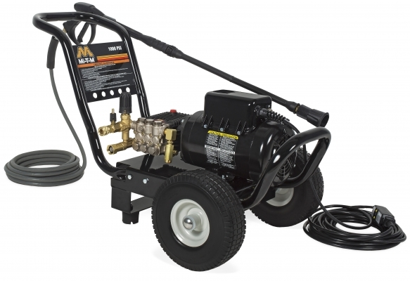 JP Electric Series - 1000 PSI Hot Or Cold Water