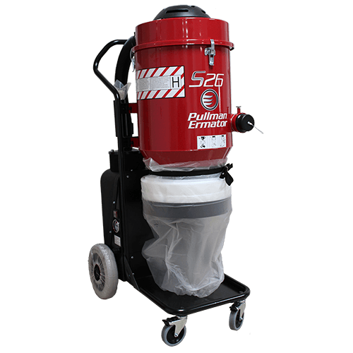 Pullman- Holt S-26 HEPA Dust Extractor