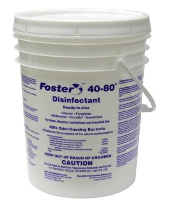 Foster 40-80 Disinfectant