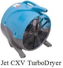 Jet CXV TurboDryer