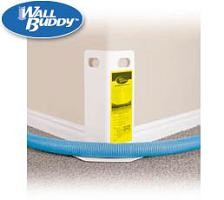 The Ultimate Solution in Corner ProtectionThe Wall Buddy can be used in the Carpet Cleaning Industry, as well as Janitorial, and painting Industries The Wall Buddy can protect all of the wall corners and furniture on your job. The Wall Buddy portrays a professional image which reassures your customers that you care The Wall Buddy protects against insurance claims due to damaged corners. The Wall Buddy is made from a light weight non-marking plastic
