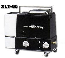 XLT-60 Features & Specification:Instant high heat, a compact lightweight body and superior cleaning accessories combine to make the XLT-60 an extremely powerful and versatile wet-cleaning machine. The XLT-60 will clean virtually any wet-cleanable fabric right on-site. This affordable machine boasts many desireable and unique features such as:Instant Heat; 212 deg. F (100 C), Non-adjustable60 PSI Demand Pump (Diaphragm)Electronic Auto Vac Shut Off4 Gallon Holding TankHigh-Tech Accessories3-1/4 Gallon Lift-Out Recovery BucketSingle CordCompact and Lightweight: 43 lbs.Complete Line of ChemicalsWarning: This machine is NOT for dry cleaning, do NOT use with solvents. For solvent cleaning, use the ULTIMATE® only